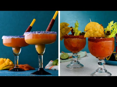 5 Refreshing Ways to Celebrate This Cinco de Mayo! So Yummy