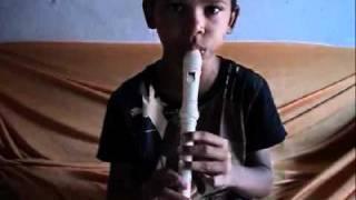 Flauta doce ( AVE MARIA SERTANEJO ) Leandro