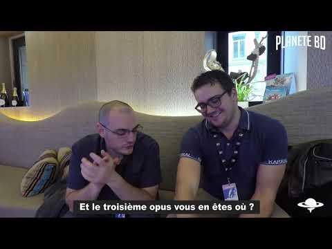 Vidéo de Vincent Brugeas