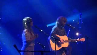 Angus And Julia Stone - Big Jet Plane -- Live At Koninklijk Circus Brussel 02-05-2011