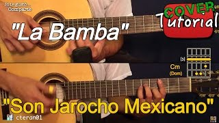 La Bamba - Son Jarocho Mexicano Cover/Tutorial Guitarra