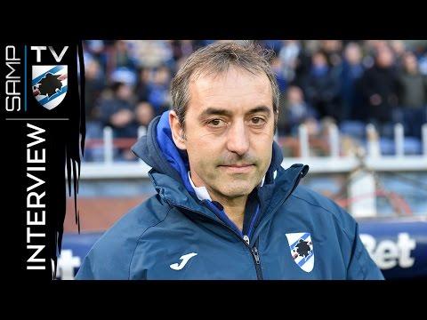 Sampdoria-Pescara, Giampaolo: «Bravi, ora testa al derby»