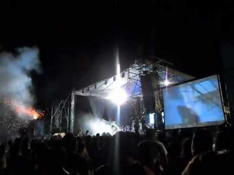 Malon en el Festival del Che Guevara 2012 (Nicaragua)