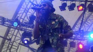 Tarrus Riley - Superman @ Summerjam 2011