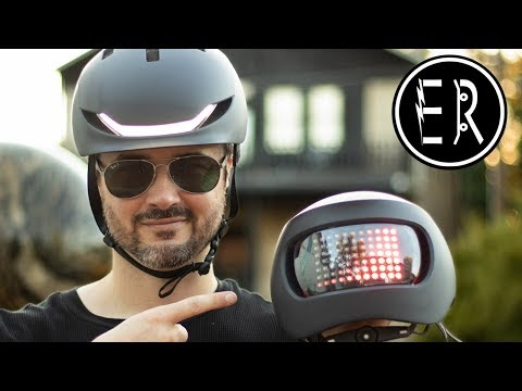 !!!GIVEAWAY!!! Lumos Matrix smart helmet review: 1,000 LUMENS never looked so good