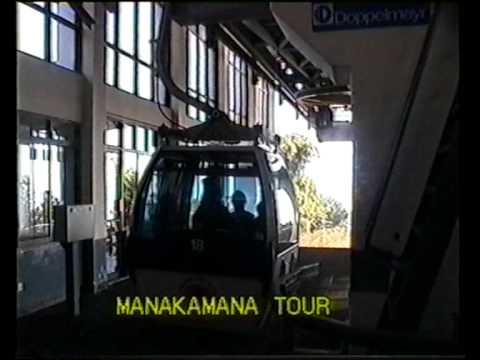 Visit manakamana (Nepal)2003