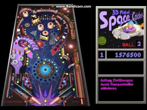 Let's Test 3D Pinball Space Cadet (Downloadlink Windows Vista + Windows 7)