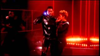 Usher - Scream (Live Graham Norton Show)