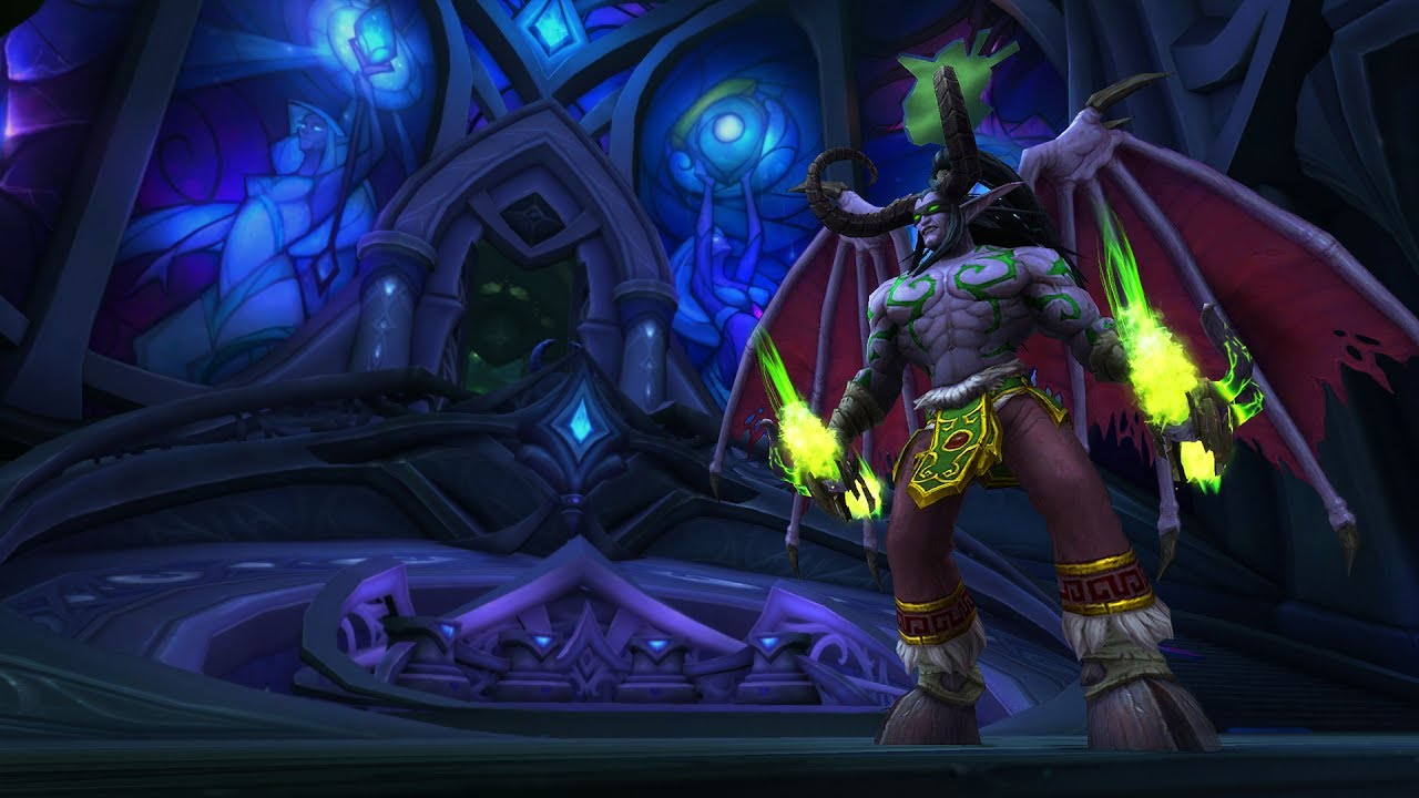 Legion Patch 7.2.5 — Survival Guide