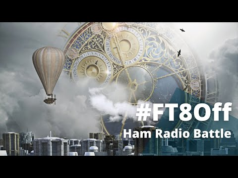 #FT8Off for 2021-07-22
