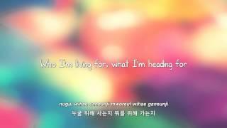 SHINee- 낯선자 (Stranger) lyrics [Eng. | Rom. | Han.]