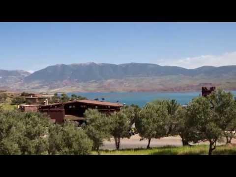 Welcome to Hotel Bin el Ouidane – Atlas mountains – Morocco