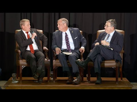 Questions & Answers with Ferguson, Mohler, and Nichols