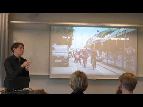 Erica Eneqvist - Hållbara livsstilar