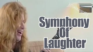 Megadeth's Dave Mustaine - Symphony of Laughter (LaughCover)