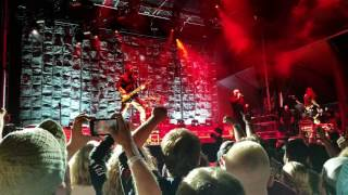 """Disturbed """"Ten Thousand Fists"""" Live in Janesville, WI, 10/1/16"""