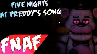 "(SFM)|Kaai Yuki|""Five Nights At Freddy's Song""