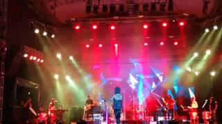 Paty Cantú - Afortunadamente no eres tú. Live Feria San Isidro Metepec
