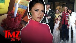 "Victoria Beckham's Birthday ""Cake"" Is A Sad Sight To See 