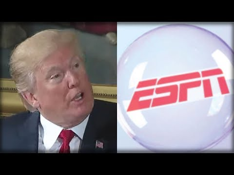 BREAKING: ESPN CRUSHED! AFTER ATTACKING TRUMP FOR MONTHS, NOW THEY GET EXACTLY WHAT THEY DESERVE