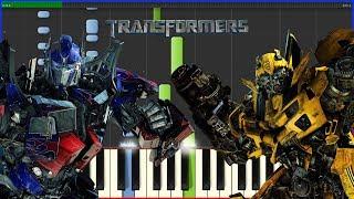 Transformers - Autobots Reunite | Piano Tutorial
