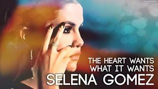 """Selena Gomez - """"The Heart Wants What It Wants"""" Instrumental & Karaoke"""