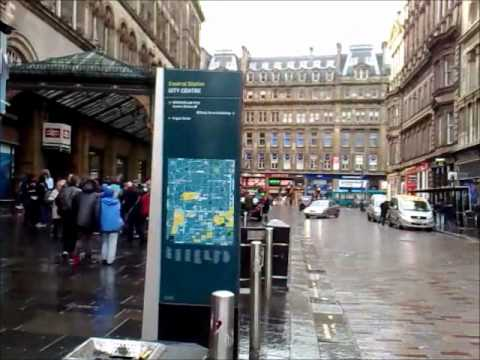 NOWMOBILE PROMOTION AT SCOTLAND UK