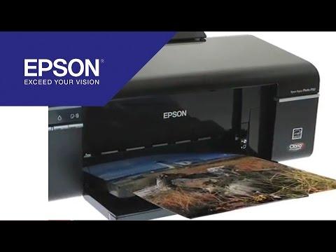 Print photos with the Stylus Photo P50 | Epson