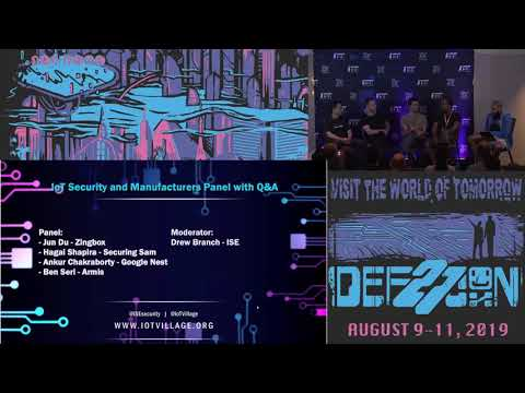 IoT Security and Manufacturers Q and A Panel