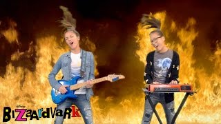 The Pyro Song | Bizaardvark | Disney Channel