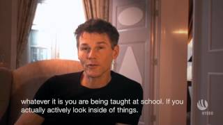 Morten Harket from a-ha