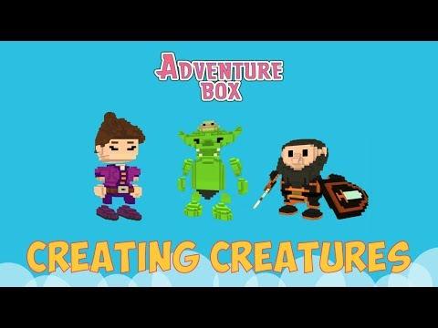 Creating Creatures - Adventure Box Tutorial
