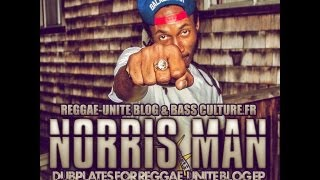 Norris Man-Bad Road (Bad Road Riddim)-Dubplate for Reggae-Unite Blog (Février-2013).