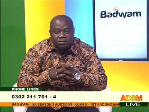 12 Fuel Tankers Burnt - Badwam on Adom TV (27-2-17)