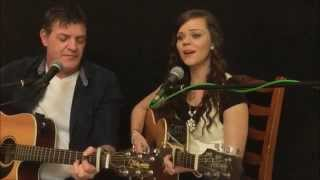 Donna Marie & Michael J - Golden Ring (Acoustic Cover)