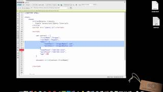 ACCESSING NESTED PROPERTIES in OBJECT LITERALS - Super Simple Javascript/Query Tutorials