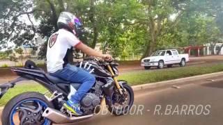 CB1000R - HUNGRIA HIP HOP - ZORRO DO ASFALTO