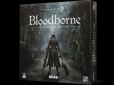 Reseña Bloodborne: The Card Game