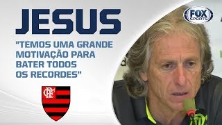 PASSEIO RUBRO-NEGRO! Veja entrevista de Jorge Jesus após Palmeiras 1 x 3 Flamengo