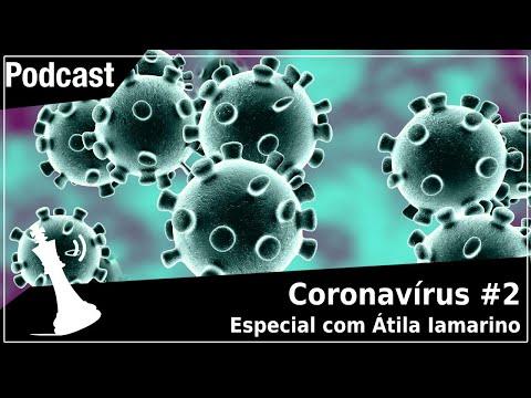 Xadrez Verbal e Átila Iamarino - Especial Coronavírus #2