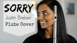 Sorry - Justin Bieber Flute Cover
