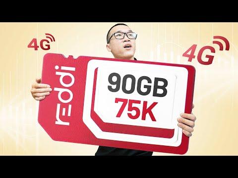 SIM này phá giá quá! 90GB Data / tháng chỉ với 75.000 đồng