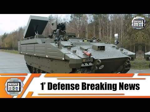 Review: General Dynamics UK unveils AJAX anti-tank armored vehicle armed with Brimstone missiles
