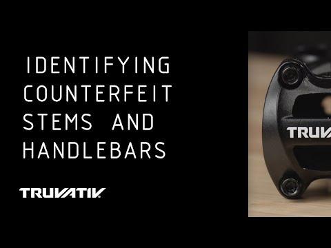 Truvativ: Identifying Counterfeit Stems and Handlebars