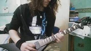 """We Will Not go Quietly - SIXX:AM"" solo cover"