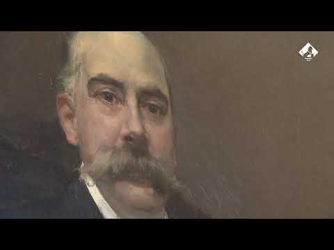 Pregunta 11: ¿Quién es el autor del retrato de Emilio Castelar?