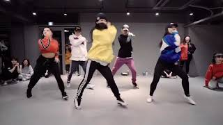 [FANMADE] J-hope Baseline with 1M studio choreography