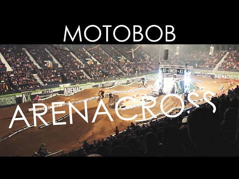 Arenacross UK Tour 2017 | Wembley Arena, London