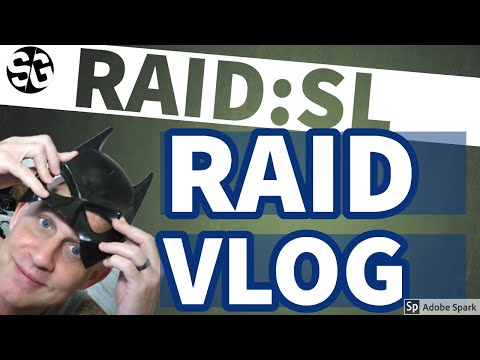 [RAID SHADOW LEGENDS] RAID VLOG - STREAMING