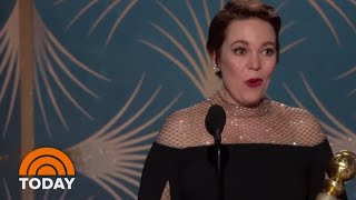 Golden Globes 2019: The Best Moments From The Night   TODAY
